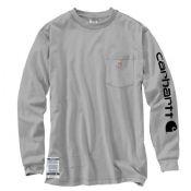 Carhartt Force Graphic Long-Sleeve T-Shirt