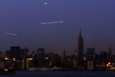 2003 Blackout Manhattan Skyline