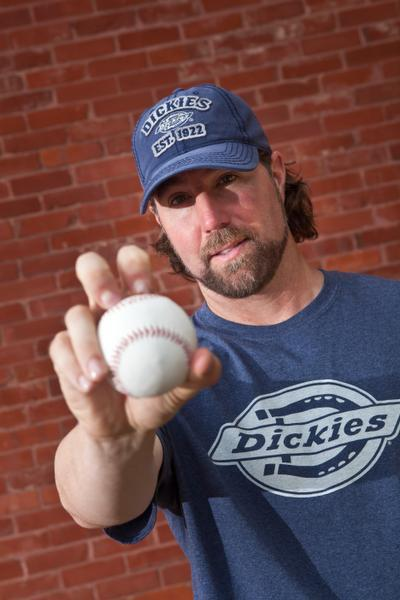 R.A. Dickey for Dickies