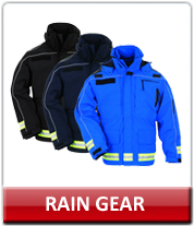 Law Enforcement Rain Gear