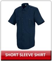 Law Enforcement Short Sleeve Button Front Shirts