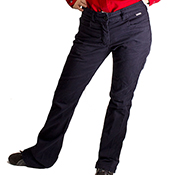 Women's FR Work Pant in UltraSoft AC