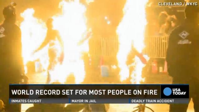 USA Today Fire Image