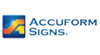 Ritz Safety PPE equipment partner - Accuform Signs