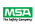 Ritz Safety PPE equipment partner - MSA