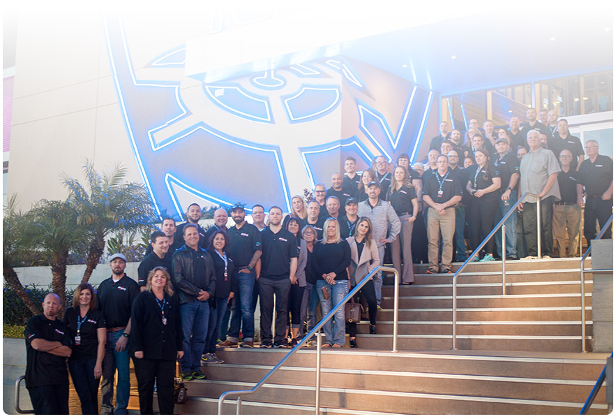 Ritz Safety - end of year meeting team pic