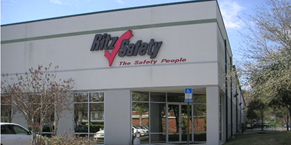 Ritz Safety - Jacksonville safety supply warehouse