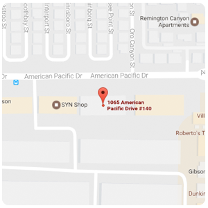Ritz Safety - Las Vegas location map clip