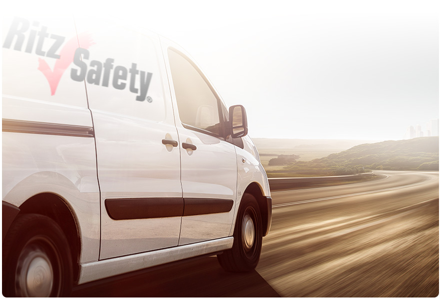 Ritz Safety - workplace safety supplies delivered where & when you need them