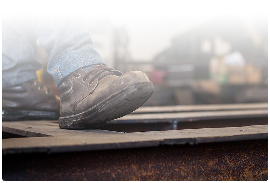 Safety footwear, boots & shoe program from Ritz Safety