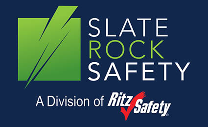 Slate Rock Safety Logo