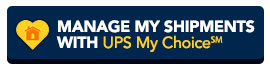 Manage my shipments with UPS My Choice