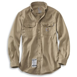 Carhartt Inherently FR Work Shirt