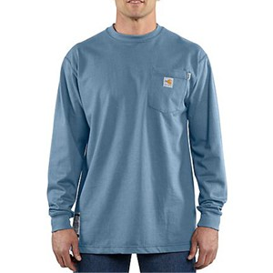 Carhartt FR FORCE Cotton Long-Sleeve T-Shirt
