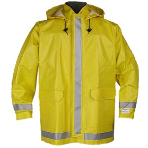 Arclite 1000 Series Waist-Length FR Rain Jacket