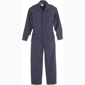 Flame Resistant Coverall in 4.5 oz. NOMEX IIIA