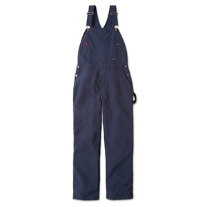 Unlined Nomex FR Bib Overall