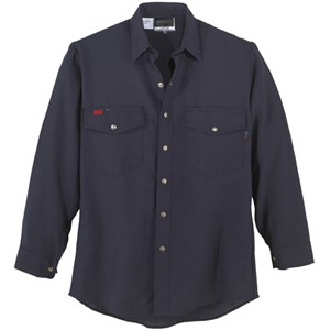 Western-Style Nomex FR Work Shirt