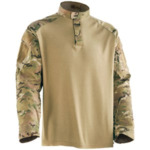 FORTREX Combat Multi-Cam Shirt