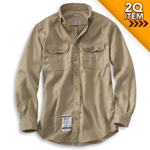 Carhartt HRC 1 FR Work Shirt