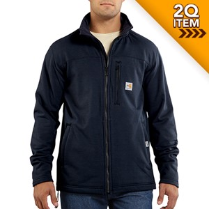 Carhartt Flame Resistant Portage Fleece Jacket