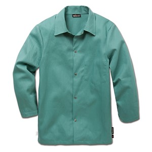 Snap-Front FR Work Coat