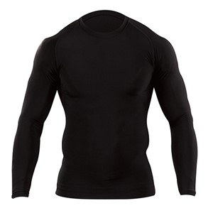 Tight Fit Long Sleeve Shirt