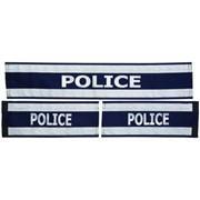 POLICE High-vis ID Panels
