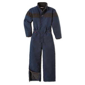Flame Resistant Insulated Coverall in UltraSoft