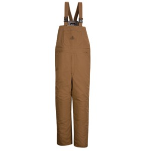 Insulated FR Bib Overall in EXCEL FR ComforTouch Duck