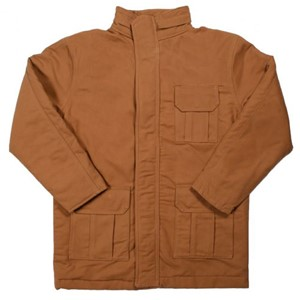 Flame Resistant Parka Explorer Series in Brown