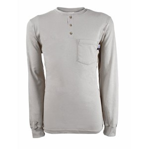 True Comfort FR Long Sleeve Henley