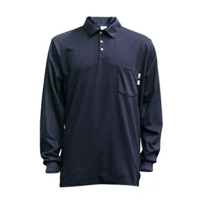 True Comfort FR Long Sleeve Polo