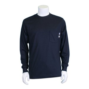 FR Pro-C Long Sleeve T-Shirt (100% FR Cotton)