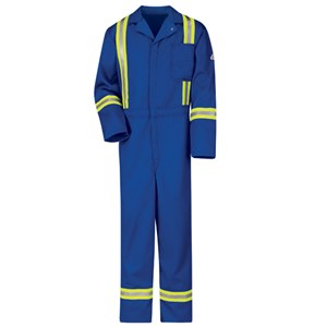 Classic FR Coverall with Reflective Trim