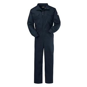 Womens Bulwark Deluxe FR Coverall in 4.5 oz NOMEX