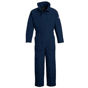 Deluxe Insulated FR Coverall in NOMEX IIIA