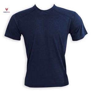 Drifire Midweight Oversized FR Short Sleeve Tee in Navy