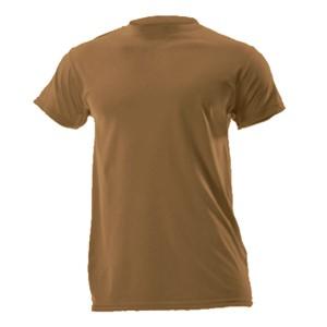FR Silkweight Short Sleeve Tee in Brown