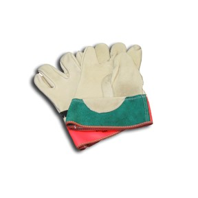 """12"""" Leather Protectors (for Class 2 Rubber Voltage Gloves)"""