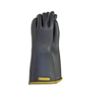 14-inch Class 2 Rubber Voltage Gloves