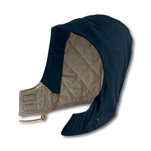 Flame Resistant Duck Hood / Quilt Lined