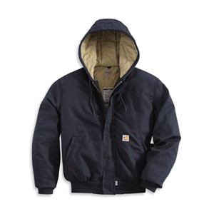 Midweight FR Quilt Lined Active Jacket-Navy