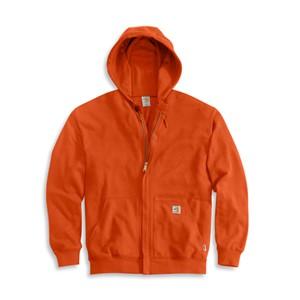 Carhartt Flame Resistant Hooded Zip Front Sweatshirt