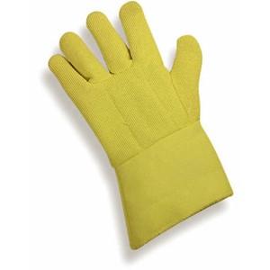 "12"" Reversed Kevlar Terrycloth Glove with Kevlar Twill Cuff"