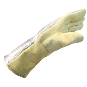 """14"""" Straight Thumb Thermobest Glove with Kevlar Twill Cuff"""