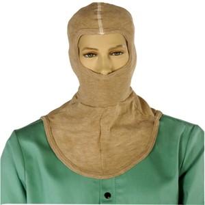 Double Layer PBI Knit Hood with Single Layer Bib