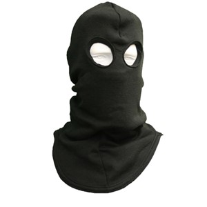 Triple Layer CarbonX Knit Hood with Eye Holes for Arc Goggle