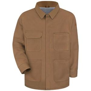 Flame Resistant Duck Lineman's Coat