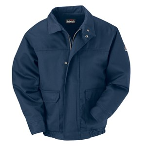 Flame Resistant Lined Bomber Jacket in ComforTouch